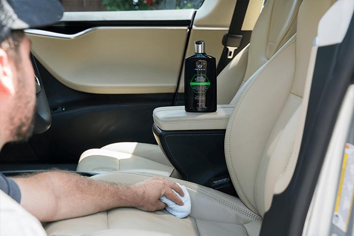 car seat maintenance
