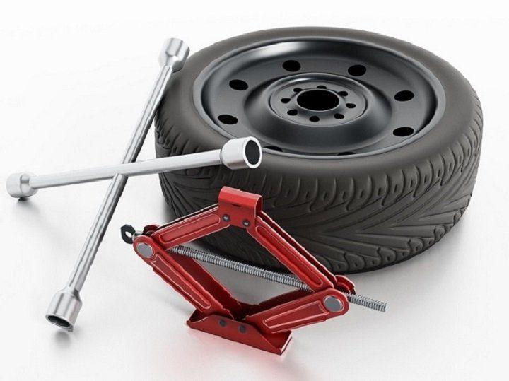 Tire Change Tools