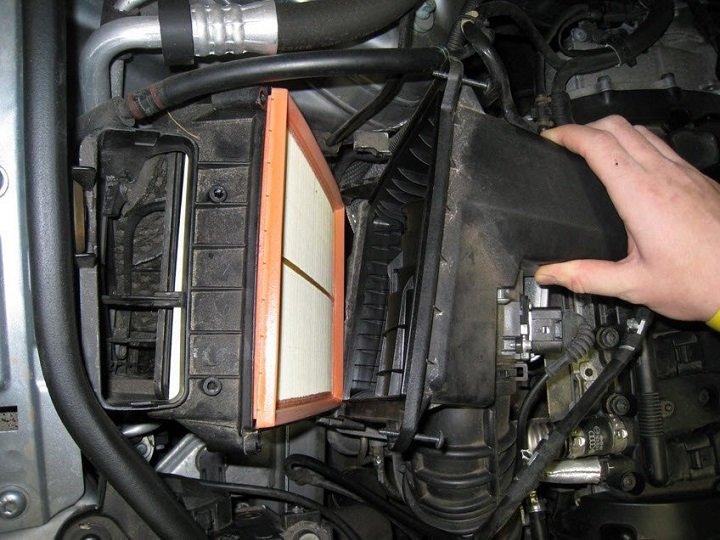 air filter car replacement