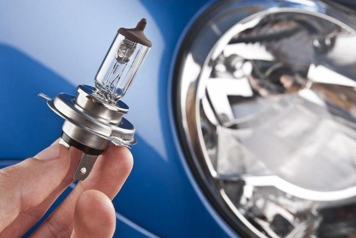 Get new bulb