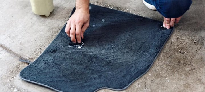 Cleaning Cloth Floor Mats