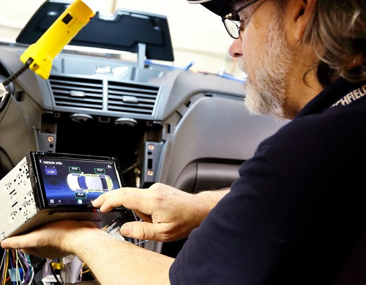 Installing a Car Stereo