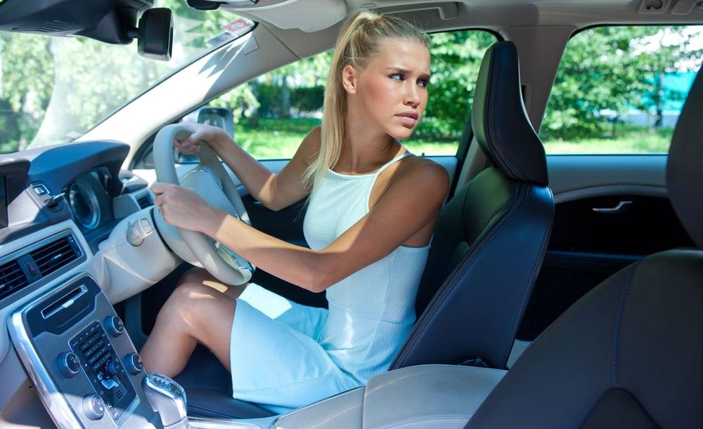 Steering wheel reverse