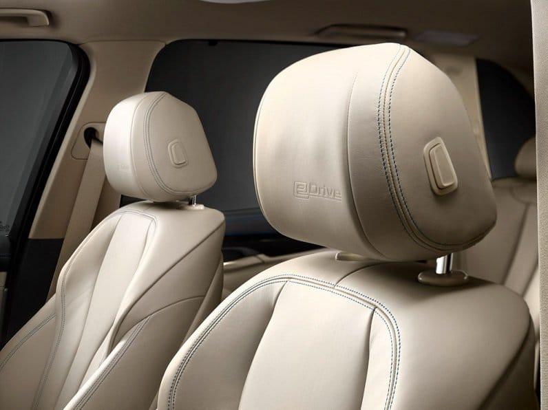 car's headrest