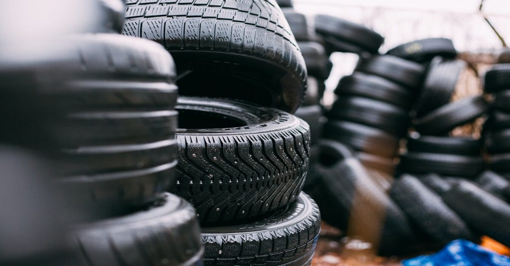 how to check tire wear and different tire wear conditions