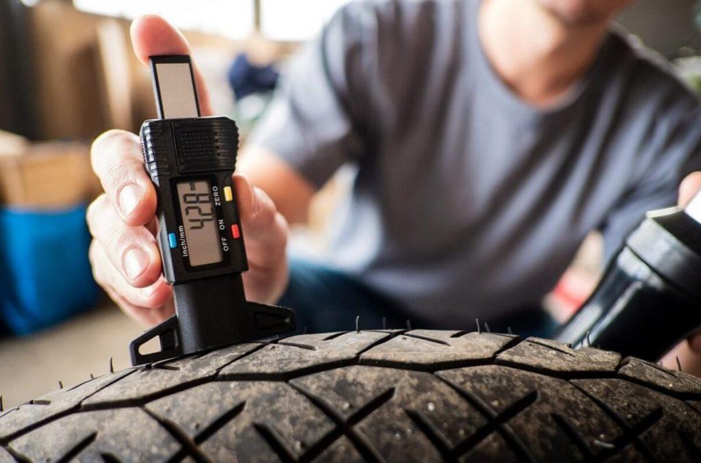 Tire Tread Depth Gauge