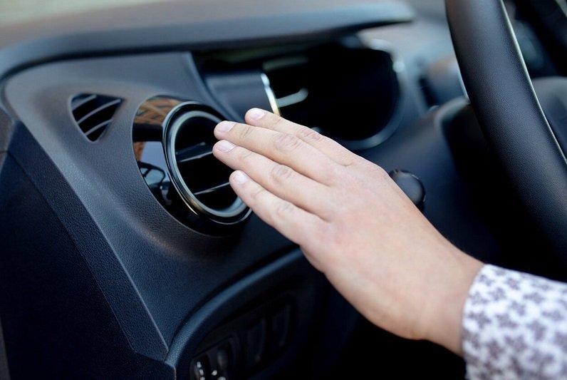 car AC usage